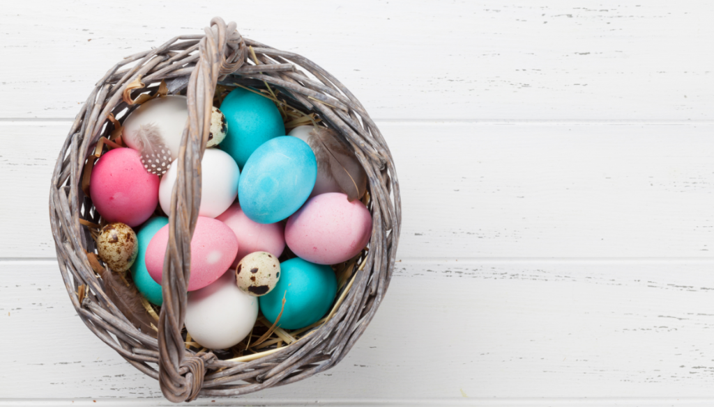 Join Our Virtual Easter Egg Hunt