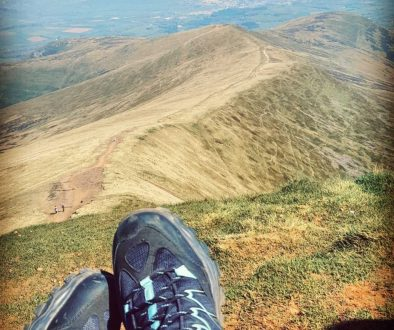Ella Takes on the National Three Peaks Challenge