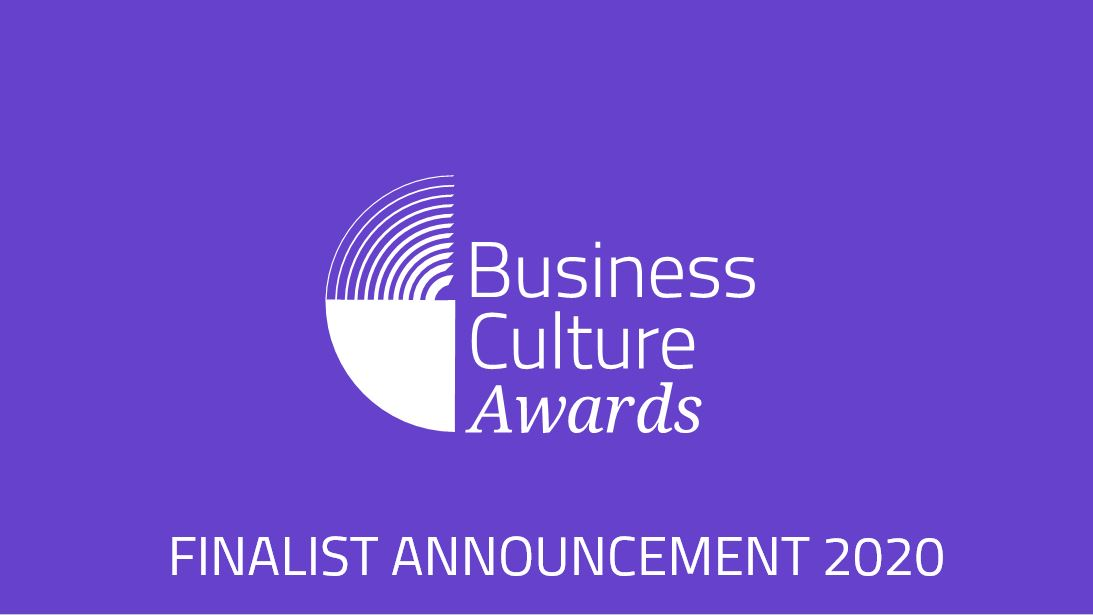 Business Culture Awards 2020 Finalist Announcement