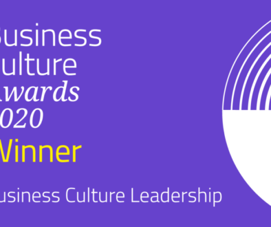 Let your award speak for your business values