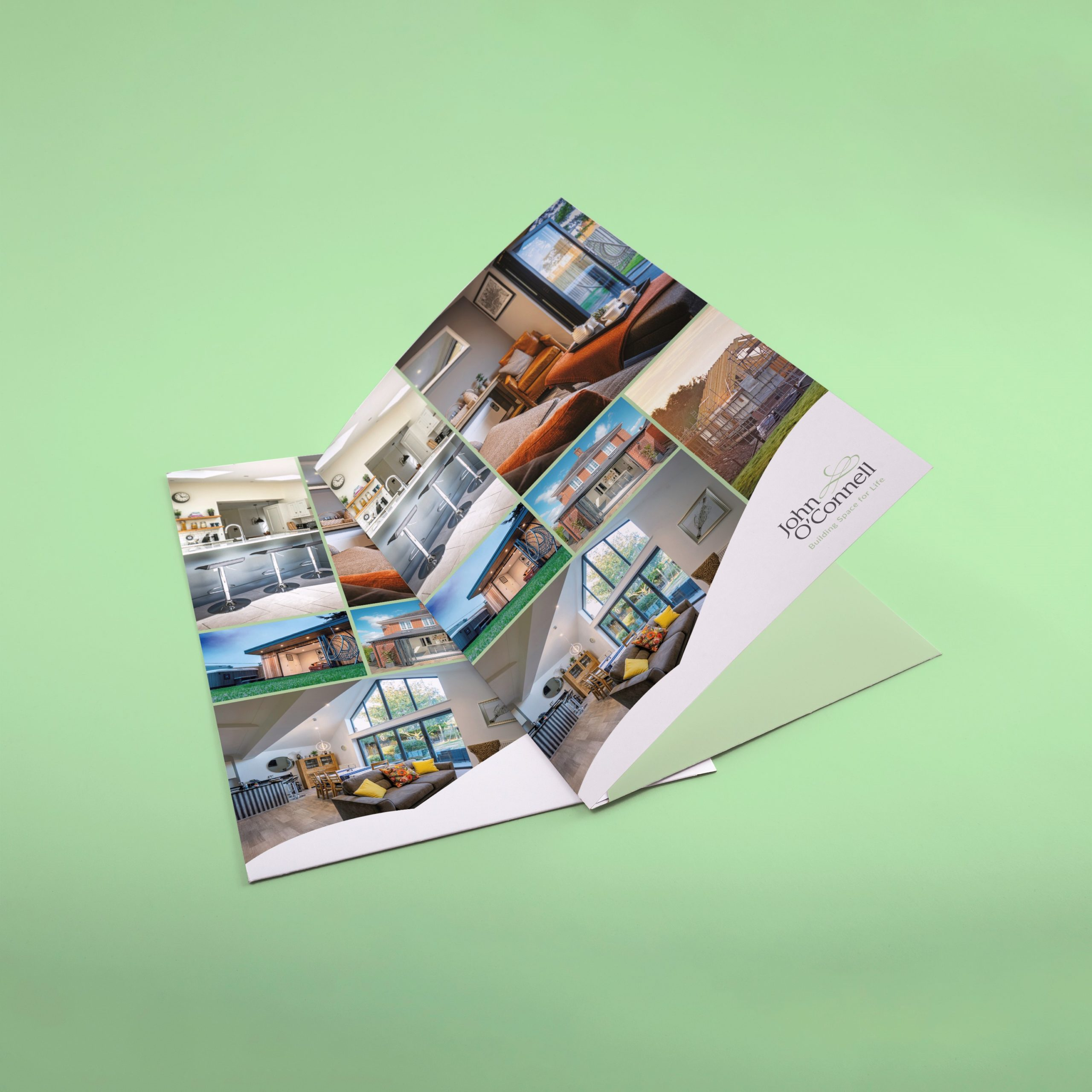 New Marketing Brand Assets for Construction Company